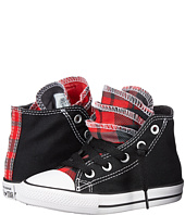 Converse Kids - Chuck Taylor® All Star® Plaid Party Hi (Infant/Toddler)