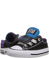 Converse Kids - Chuck Taylor® All Star® Plaid Double Tongue Ox (Infant/Toddler)