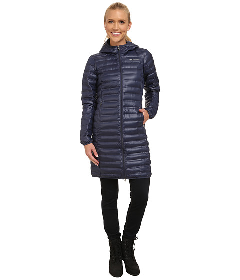 Columbia Flash Forward™ Long Down Jacket