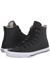 Converse Kids - Chuck Taylor® All Star® Rubber Emboss Hi (Little Kid/Big Kid)