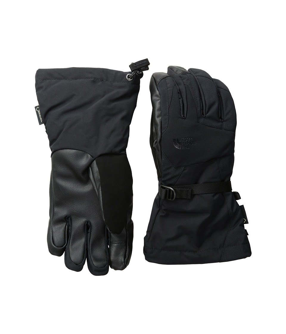 The North Face Powdercloud Etip Glove (TNF Black) Extreme Cold Weather Gloves