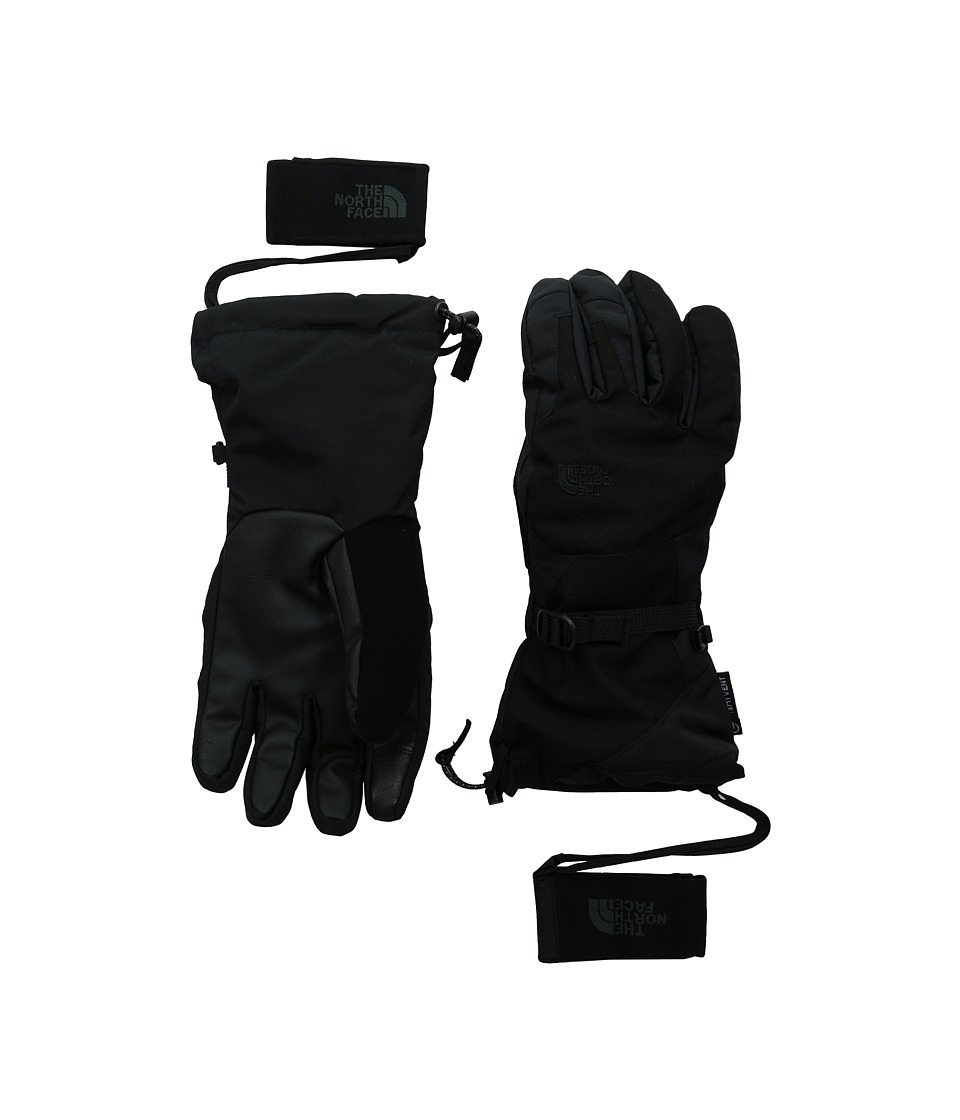 The North Face Montana Etip Glove (TNF Black) Extreme Cold Weather Gloves
