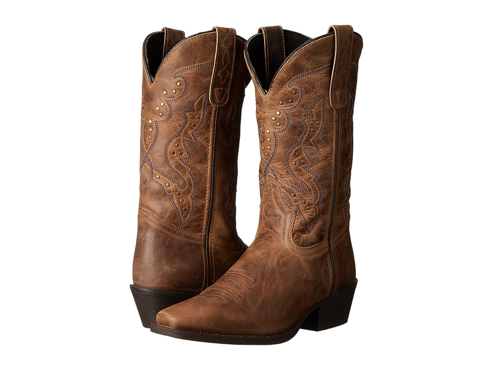 Laredo Cassie (Taupe) Cowboy Boots