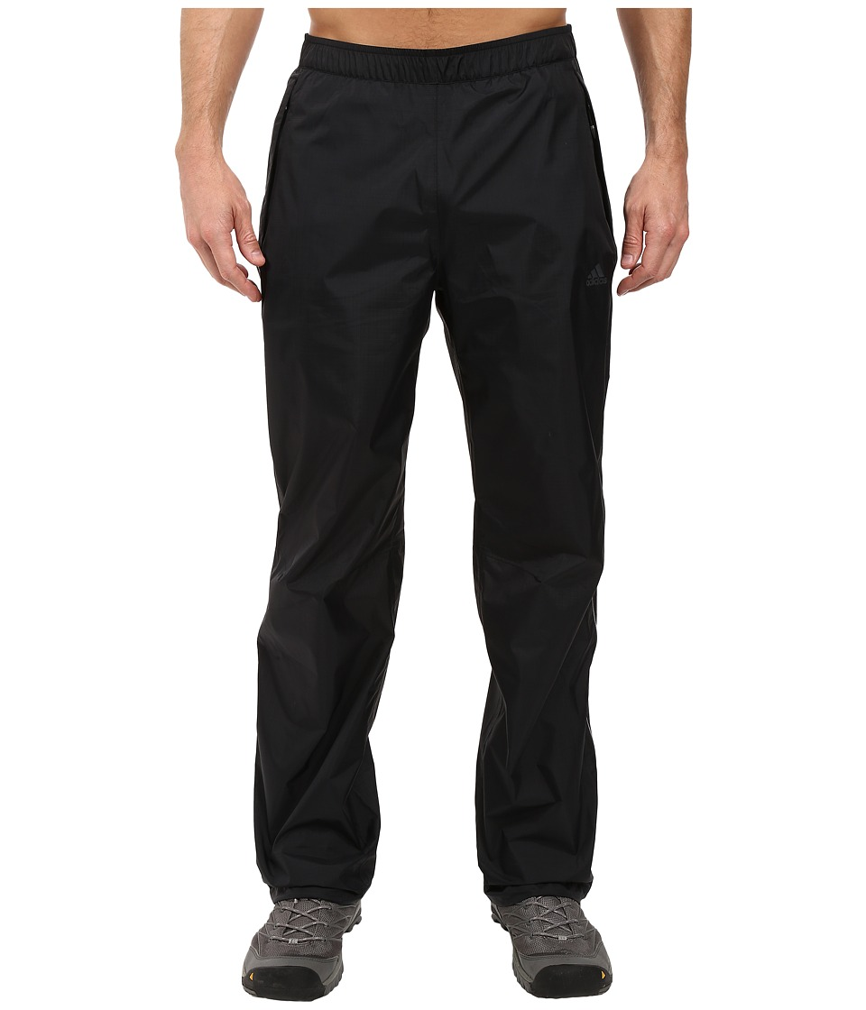 Image of adidas Outdoor - 2.5L Wandertag Climaproof Pant (Black) Men's Casual Pants