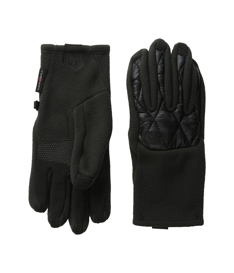 The North Face ThermoBalltm Etiptm Glove (TNF Black) Extreme Cold Weather Gloves