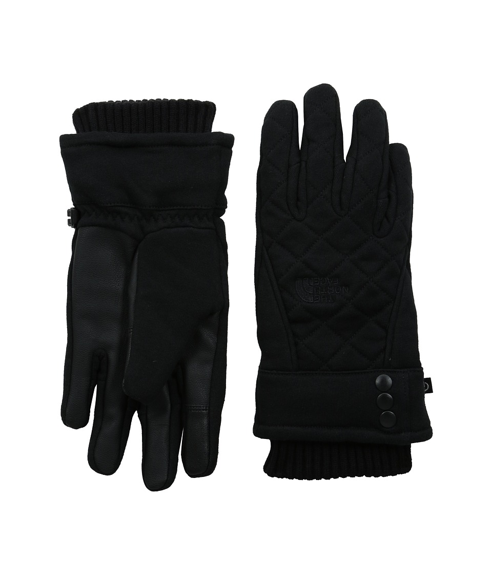 The North Face - Caroluna Etiptm Glove (TNF Black) Extreme Cold Weather Gloves