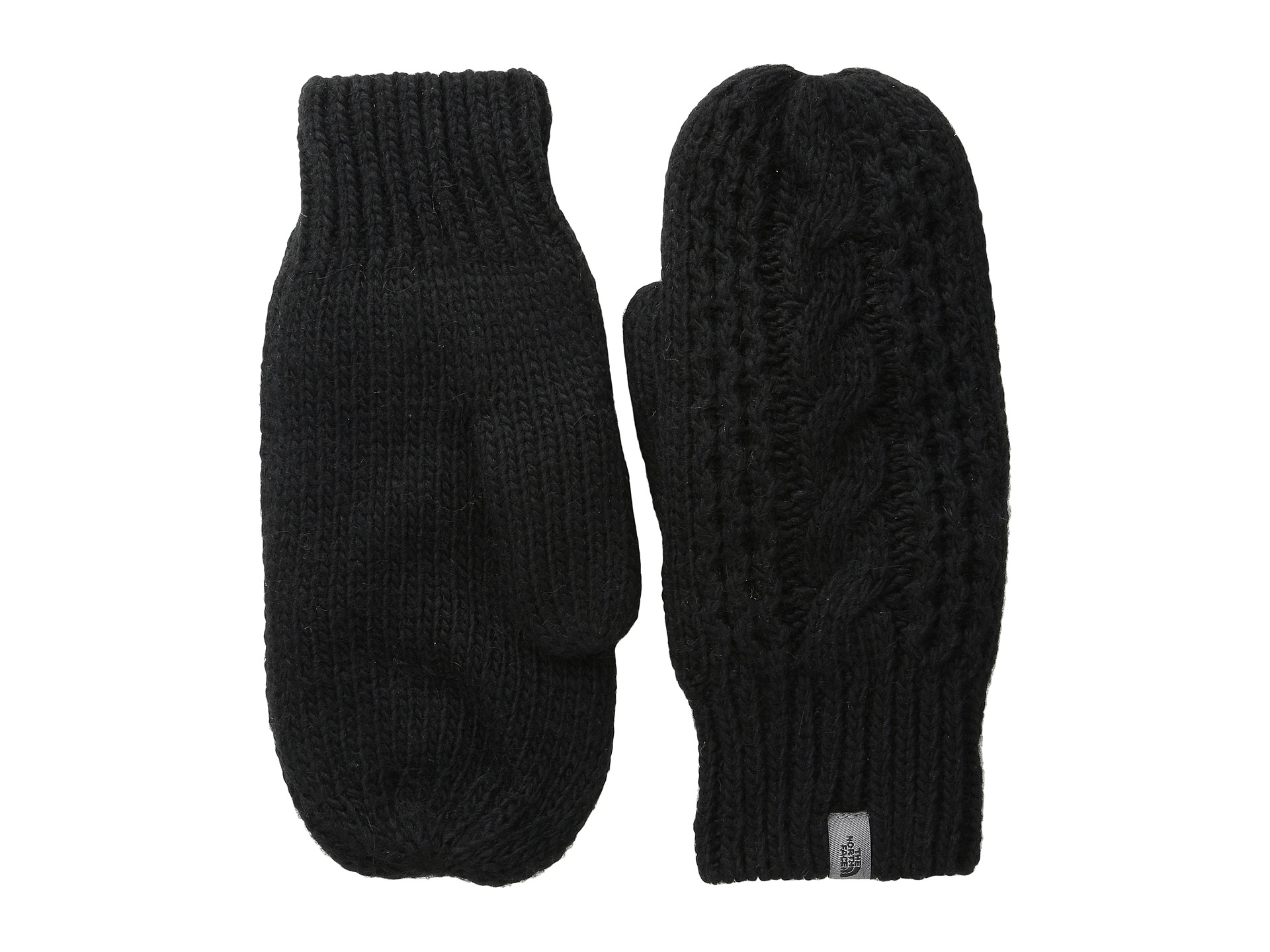 Knit Mittens With Fleece Lining Pattern - Long Sweater Jacket