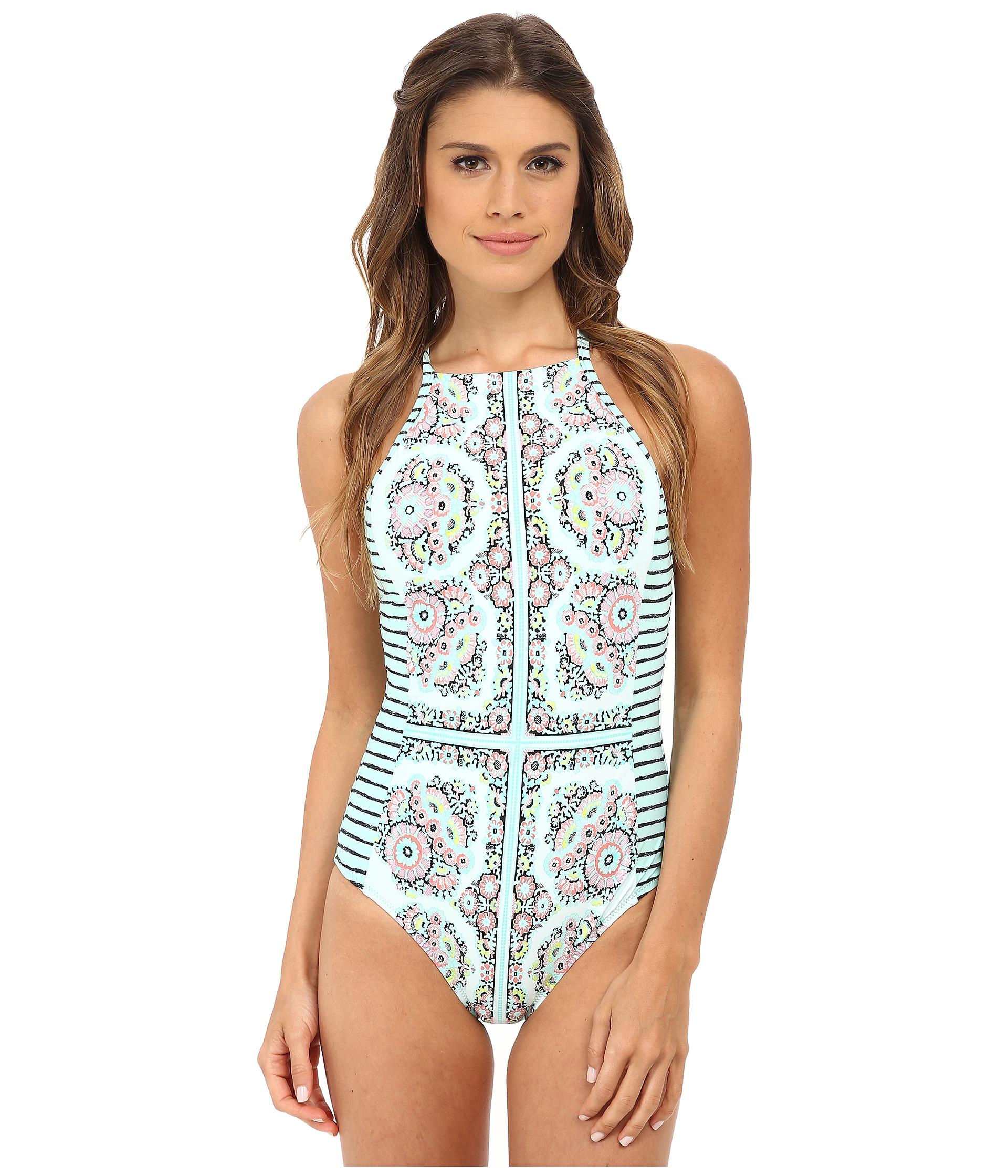 Nanette Lepore Montecito One Piece Swimsuits