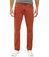 Hudson - Blake Slim Straight Zip Fly in Sunfaded Spice