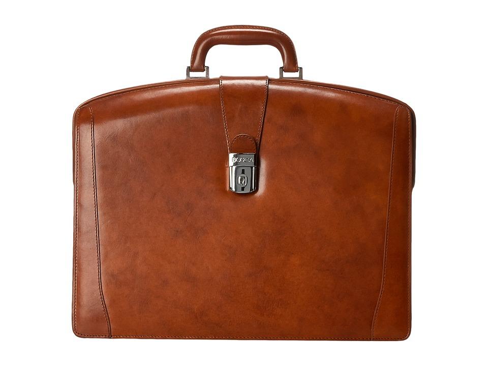 Bosca Partners Brief (Amber) Briefcase Bags