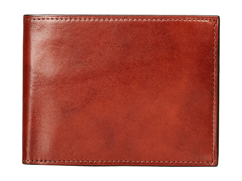 Bosca Continental ID Wallet - Amber