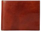 Bosca Eight-Pocket Executive Wallet (Amber)