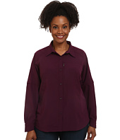 Columbia - Plus Size Silver Ridge™ L/S Shirt