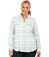 Columbia - Plus Size Simply Put™ II Flannel Shirt