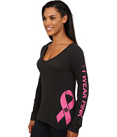 Columbia - Tested Tough in Pink™ Graphic Long Sleeve Shirt