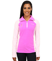 Columbia - Tested Tough in Pink™ Fleece Half Zip