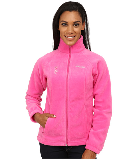 Columbia Tested Tough In Pink™ Benton Springs Full Zip