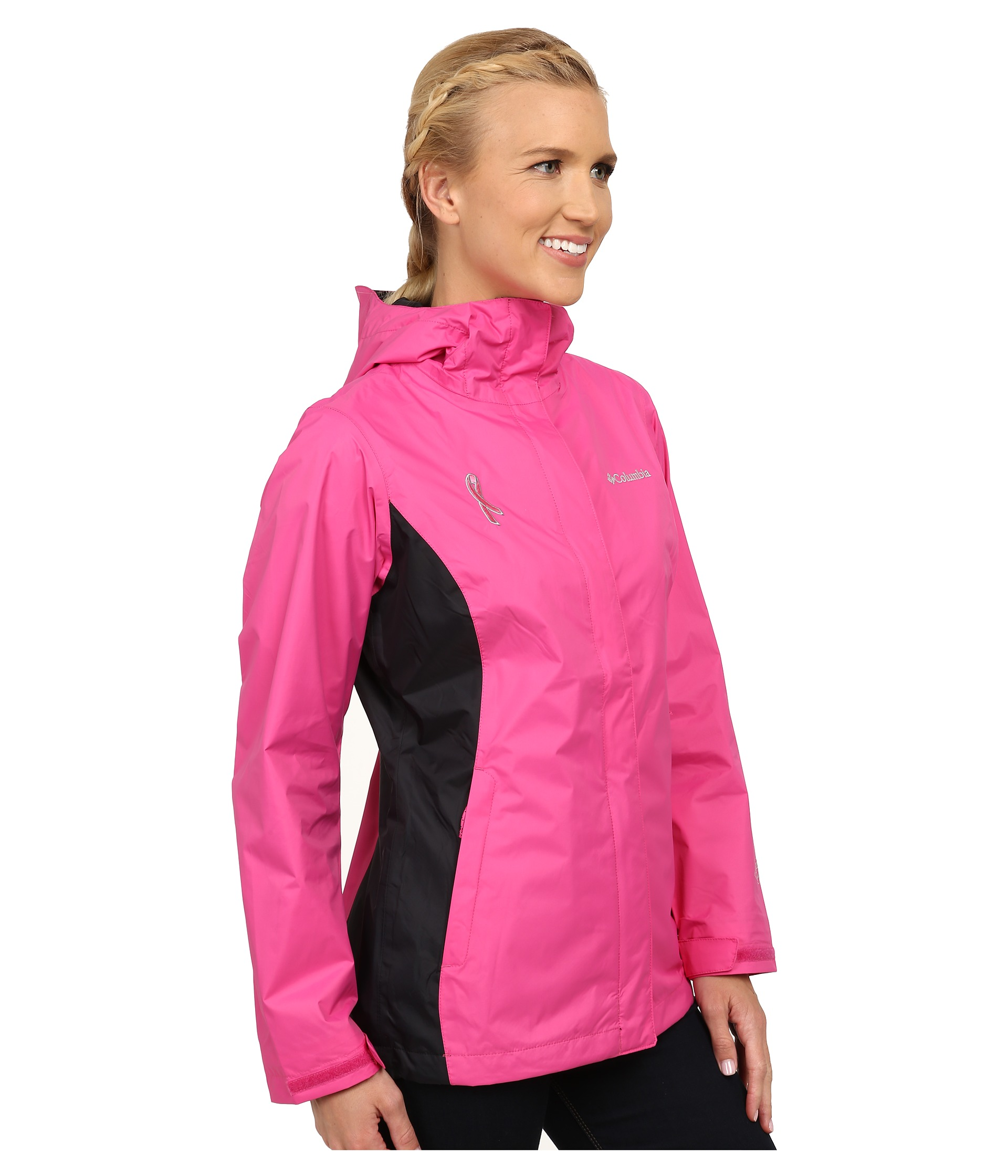 Free shipping BOTH ways on Rain Jackets and Trench Coats, Pink, from our vast selection of styles. Fast delivery, and 24/7/ real-person service with a smile. Click or call