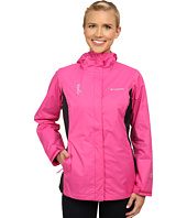 Columbia - Tested Tough in Pink™ Rain Jacket II