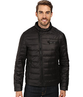 Kenneth Cole New York - Down Flap Zip Front Jacket