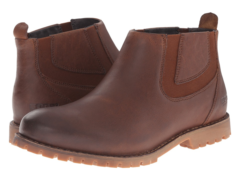 Bogs Johnny Chelsea Boot (Scotch) Men