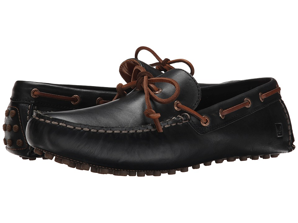 Sperry Top-Sider - Hamilton Driver 1-Eye (Black) Men