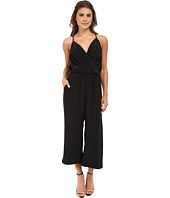Amanda Uprichard - Cropped Geneva Jumpsuit