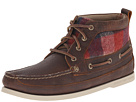 Sperry Top-Sider A/O Boat Chukka Plaid