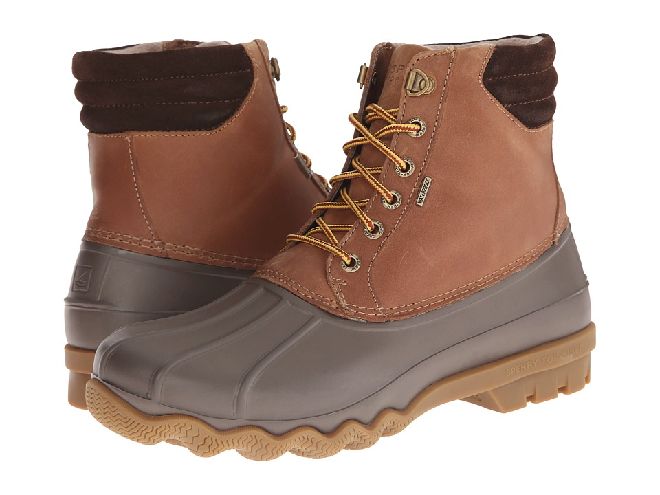 Sperry Top-Sider Avenue Duck Boot (Tan/Brown) Men