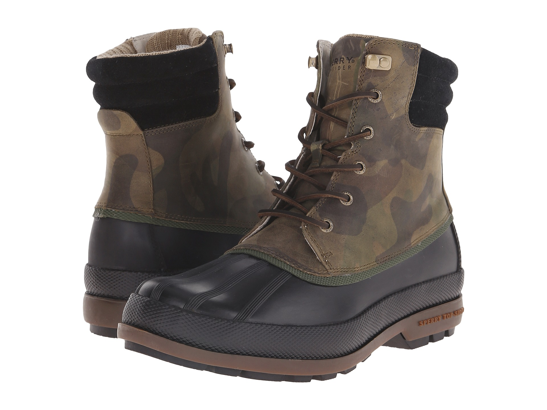 sperry top sider cold bay boot zappos free shipping