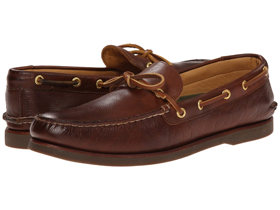 Sperry Top-Sider - Gold A/O 1-Eye (Tan/Gum) Men