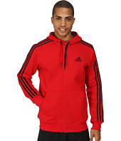 adidas - Essential Heavyweight Fleece Full-Zip Hoodie