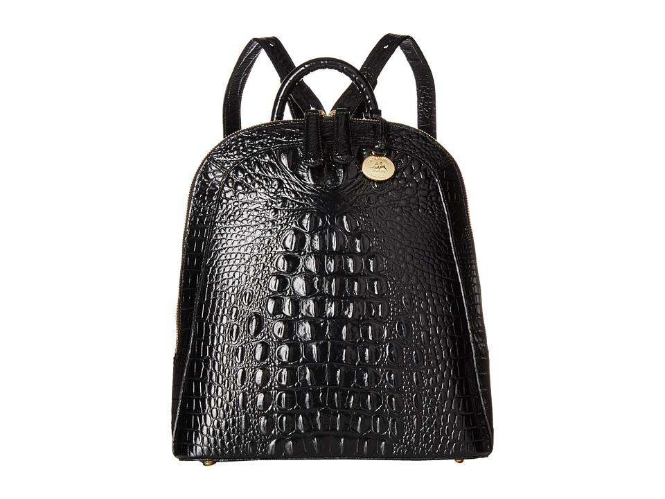 Brahmin Rosemary Black Handbags