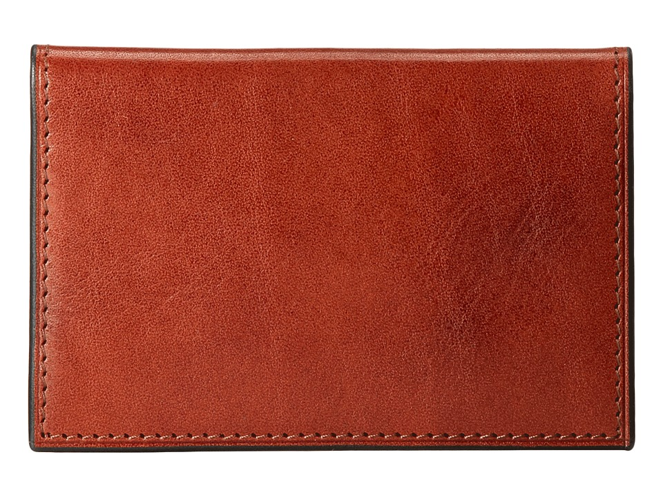 Bosca Card Case Amber Credit card Wallet