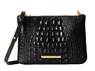 Brahmin Perri Crossbody (Black)