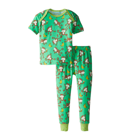 BedHead Kids Short Sleeve Baby Tee & Pant Set (Infant)