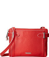 LAUREN by Ralph Lauren - Gladstone Double Zip Crossbody