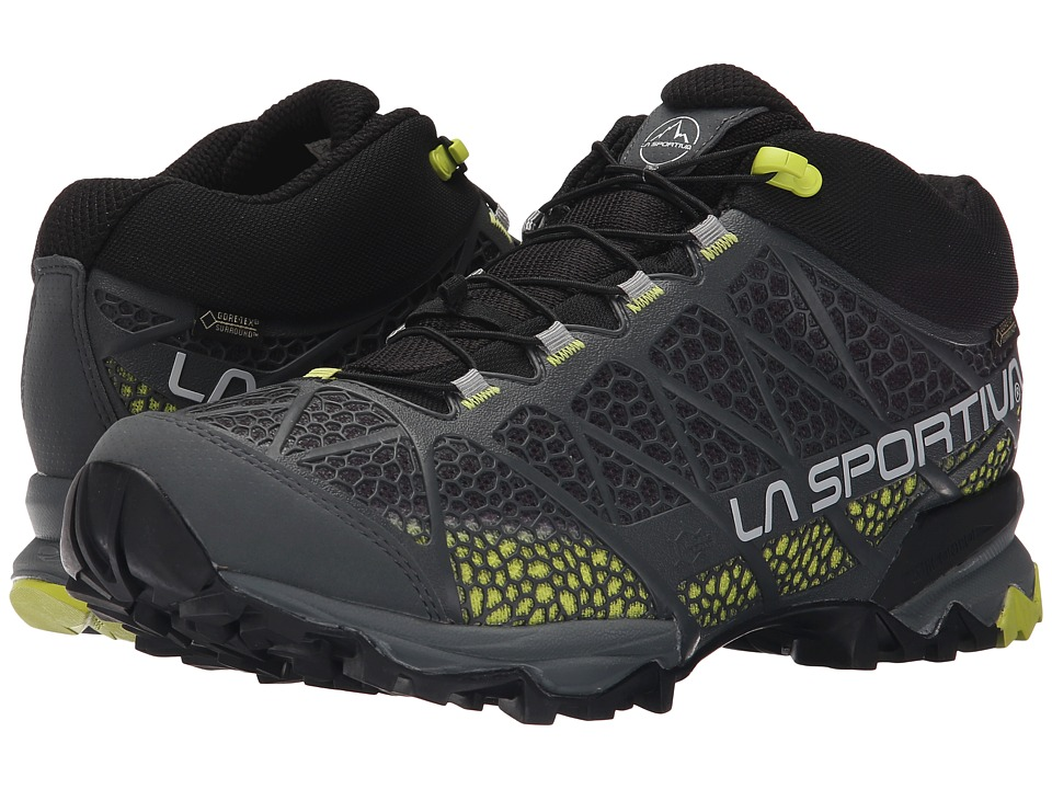 La Sportiva Synthesis Mid GTX Grey/Green Boots