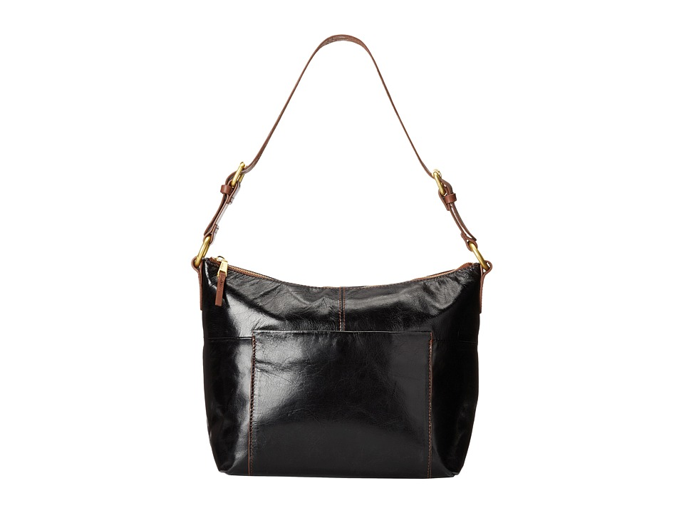 Hobo - Charlie (Black) Handbags