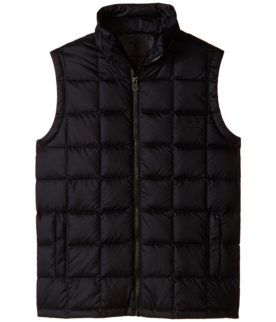 Marmot Kids Ajax Vest Little Kids/Big Kids Black Boys Vest
