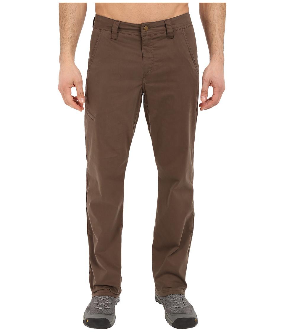 ToadampCo Boarding Pass Pant Dark Roast Mens Casual Pants