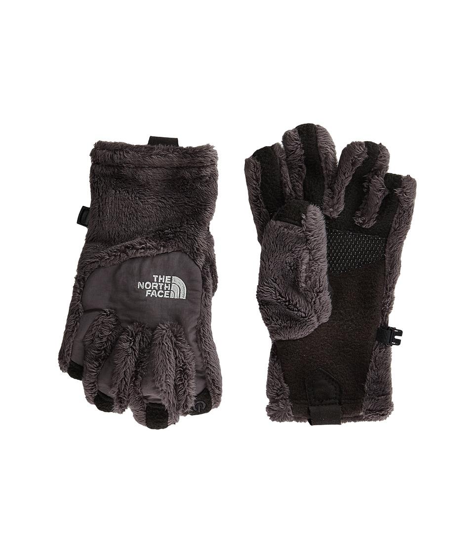 The North Face Kids Denali Thermal Etiptm Glove (Big Kids) (Graphite Grey) Ski Gloves
