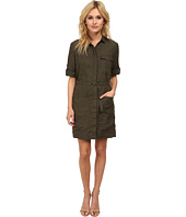 KUT from the Kloth - Solange Button Down Tee Shirt Dress