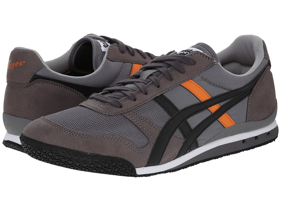 Onitsuka Tiger by Asics - Ultimate 81 (Charcoal/Black 2) Classic Shoes