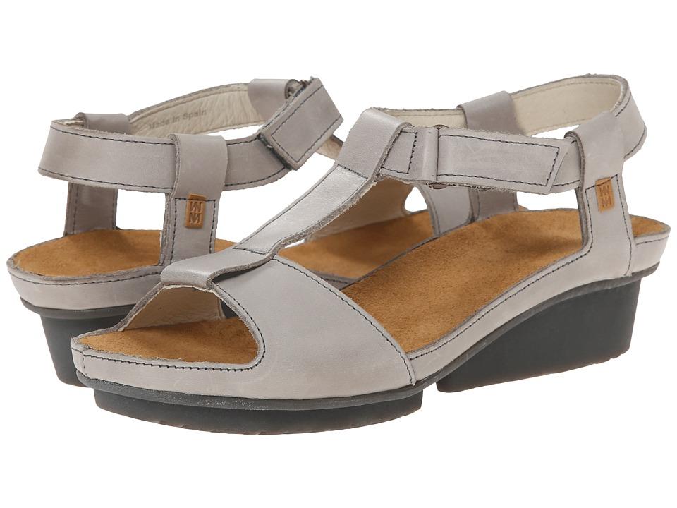 El Naturalista Code ND21 Grey Womens Shoes