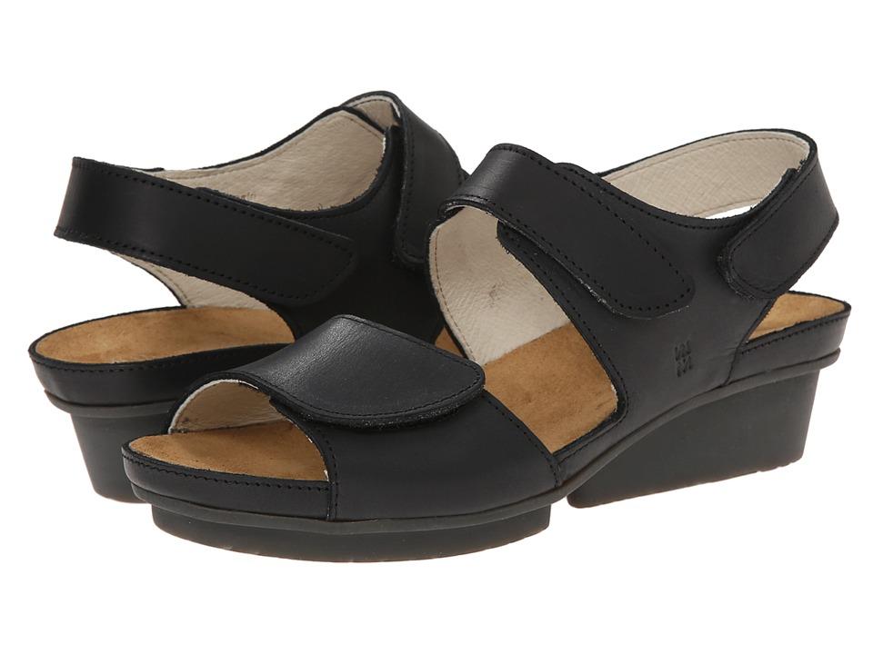 El Naturalista Code ND20 Black Womens Shoes