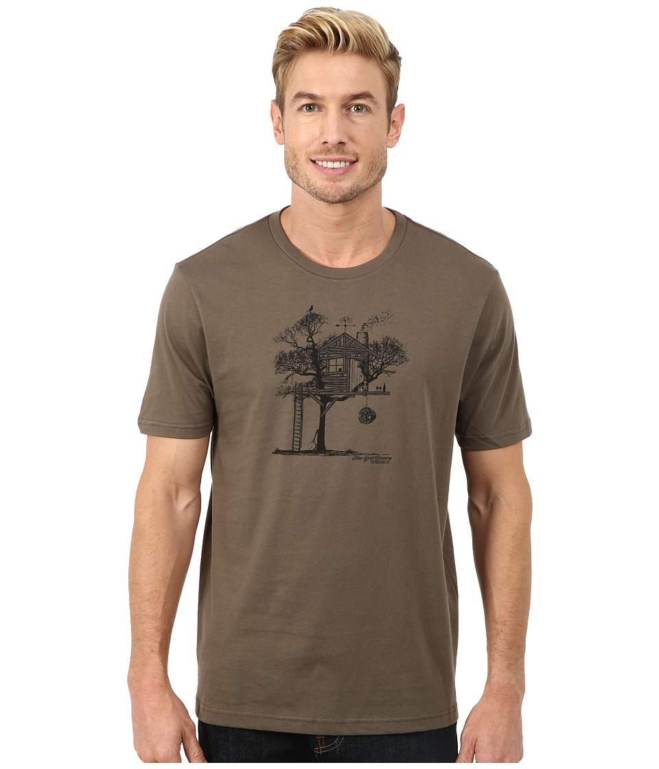 ToadampCo Treehouse Short Sleeve Tee Jeep Mens T Shirt