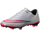 Jr Mercurial Vapor X FG Soccer (Big Kid)