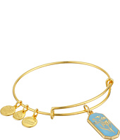 Alex and Ani - Forest Nymph Jonquil Expandable Wire Bangle