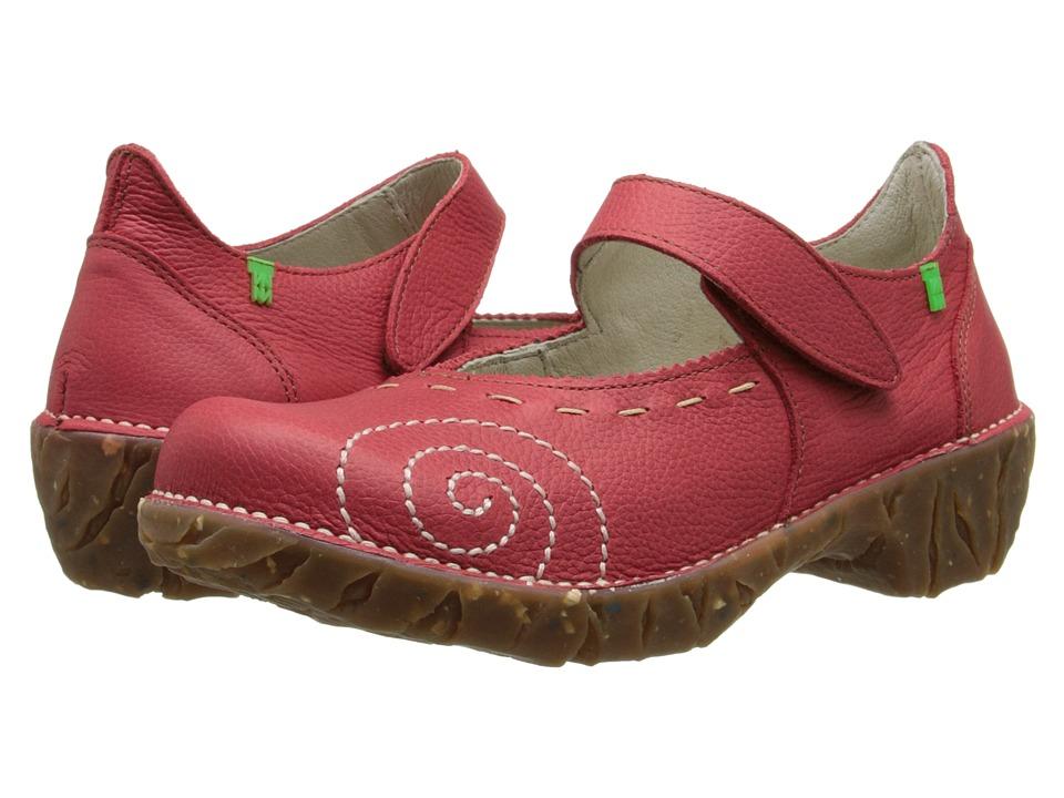 El Naturalista Yggdrasil N095 (Grosella) Maryjane Shoes